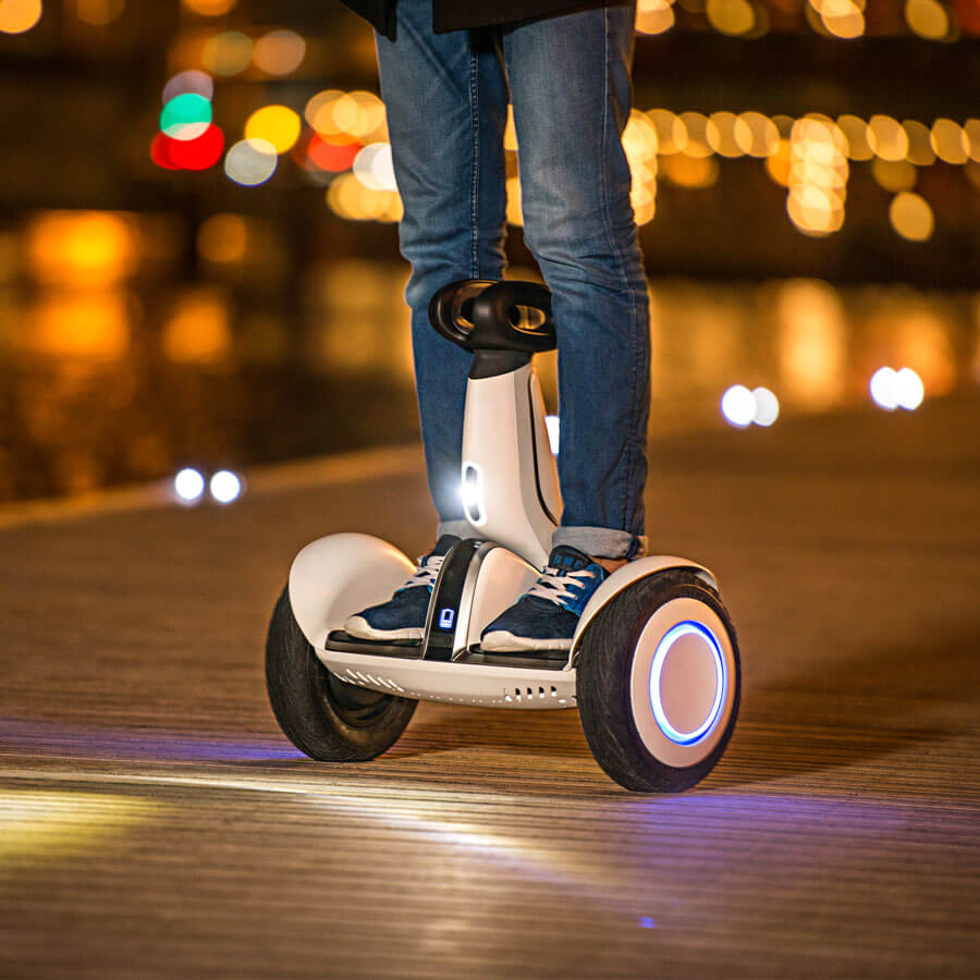 Segway S-Plus - performanta