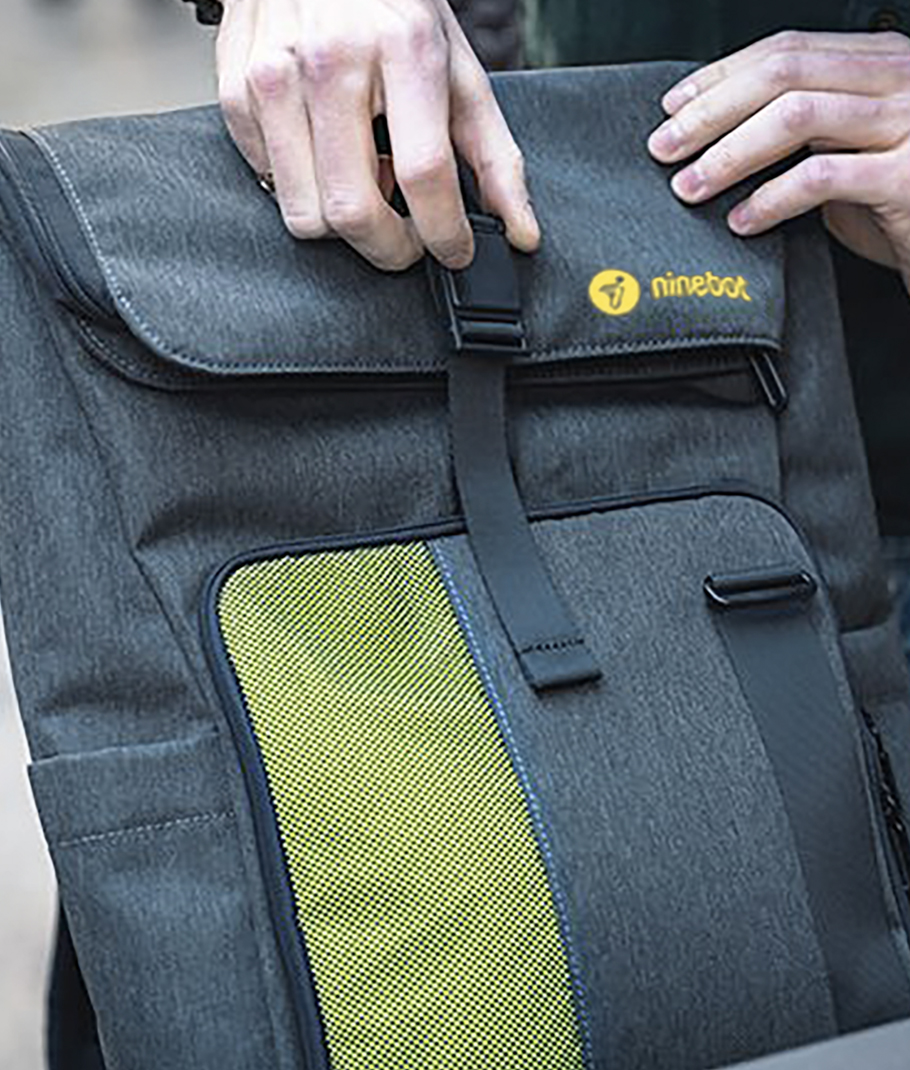 Rucsac Ninebot - compartimente multi-functionale